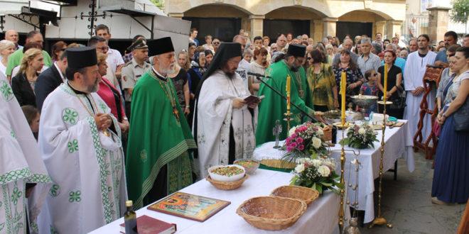 Прослављена црквена слава у Горњем Милановцу