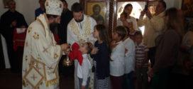 Света Архијерејска Литургија у Горњим Бањанима