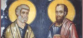 О Светим Апостолима и Цркви, Блажени Августин