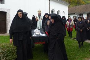 Упокојиле се у Господу монахиње Евдокија (Трипковић) и Ефимија (Радовановић)