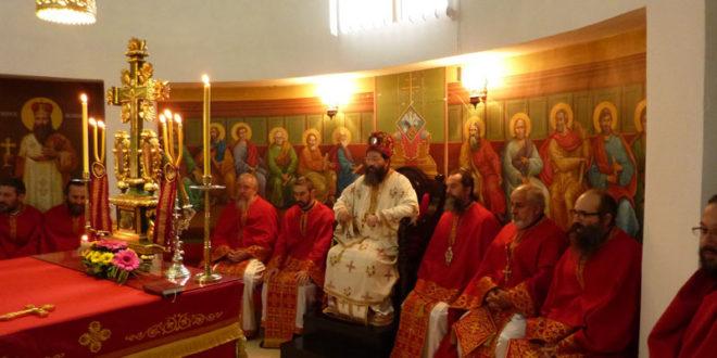 Празник Светог Јована Златоуста у Светотројичној Цркви у Краљеву