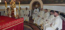 Света Архијерејска Литургија у Ужицу