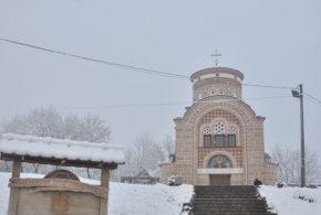 Света Архијерејска Литургија на Љубићу код Чачка