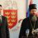 Епископ жички г. Јустин у посети код градоначелника Краљева