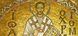 Нада као лек против очајања и немара, Свети Јован Златоусти