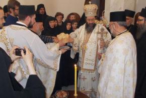 Слава Параклиса Светих 40 мученика при Епископском двору у Краљеву