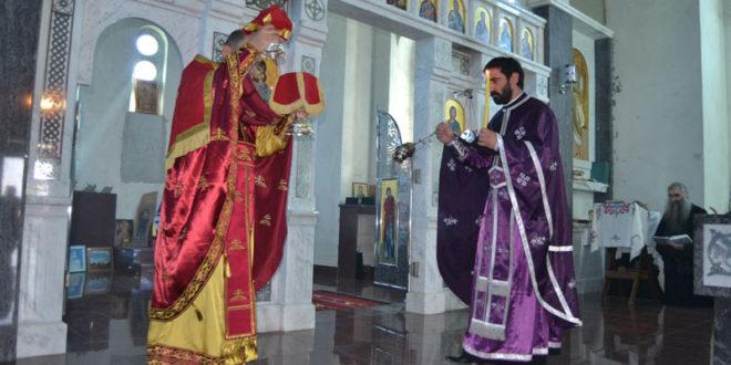 Братски састанак свештенства Aрхијерејског намесништва качерског