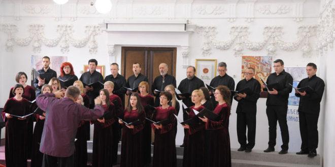 """Успех хора """"Св. Архиђакон Стефан"""" на фестивалу у Ваљеву"""