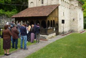 Света Архијерејска Литургија у Манастиру Клисури