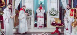 Света Архијерејска Литургија у Атеници