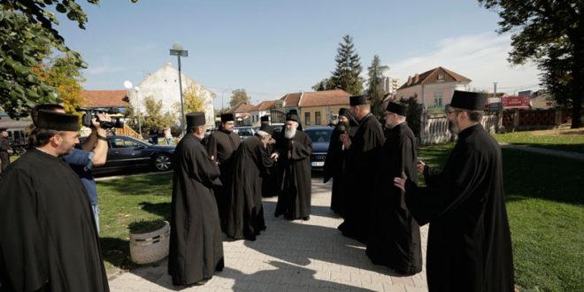 Патријарх српски г. Иринеј у посети Чачку