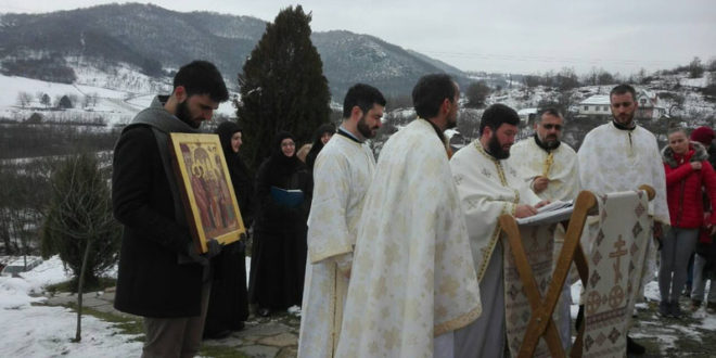 Ваведење – храмовна слава Манастира Нове Павлице