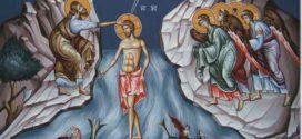Беседа на Богојављење, Свети Јован Шангајски