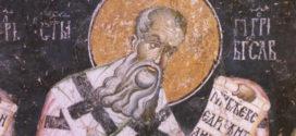 Митрополит Иларион (Алфејев), Свети Григорије Богослов о човеку по образу Божијем