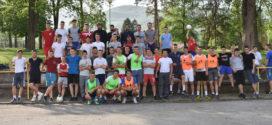 Турнир у фудбалу између ученика Верске наставе и Грађанског васпитања у Бајиној Башти