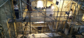 Конзерваторско рестураторски радови на живопису наоса Богородичине цркве у Градцу