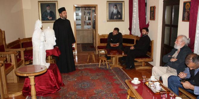 Седница поводом изградње споменика Светом краљу Драгутину у Ариљу