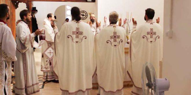 Празник Усековања главе Светог Јована Крститеља у Храму Светог Саве у Краљеву