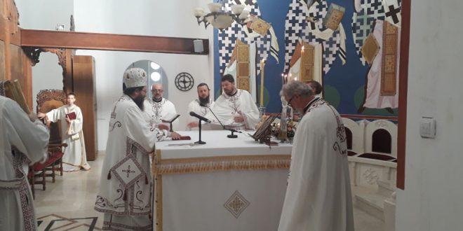 Недеља седамнаеста по Духовима у Храму Светог Саве у Краљеву