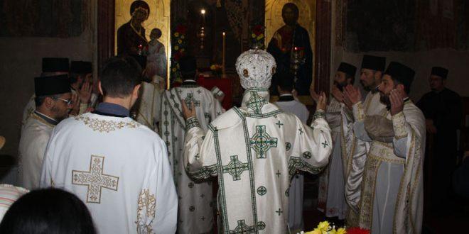 Ктиторска слава, рукоположење и освећење Параклиса краља Урошице у Ариљу