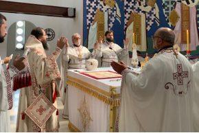 Литургијски прослављен Сабор Светог архангела Гаврила у Храму Светог Саве у Краљеву
