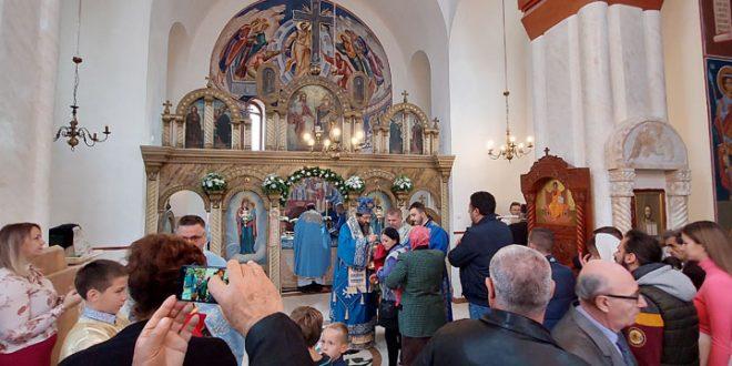 Храмовна слава Цркве праведних Јоакима и Ане у Прељини