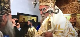 Митрополит Јоаникије свечано устоличен у трон Светог Петра Цетињског: Јеванђеље Христово ће бити темељ свега што ћу радити и градити