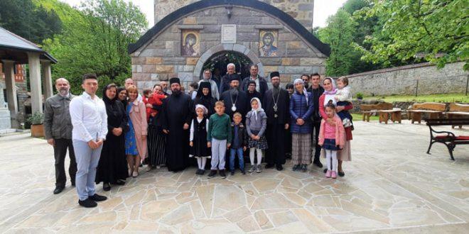 Ђурђевдан у Манастиру Каменцу
